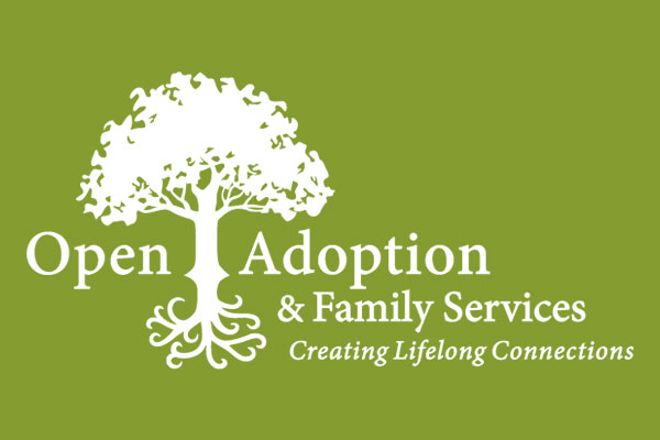 Open Adoption & Family Services logo.